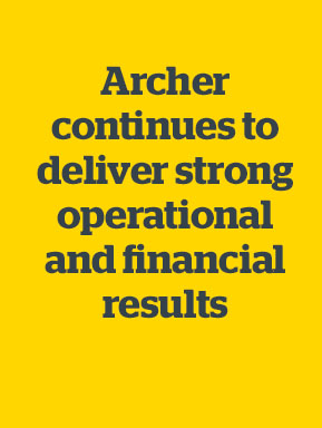 Archer Limited: First Quarter 2019 Earnings Release and changes to the Board of Directors